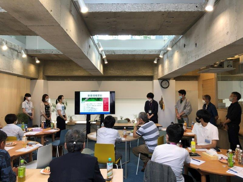 未来プロジェクト発表会&産業医佐野先生講演